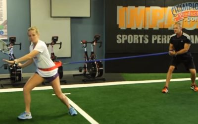 Explosive Movement Training for Tennis Players