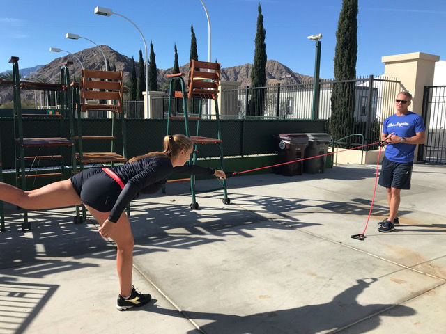 High Performance Tennis Training – Stretching for Tennis – Fitness Tests for Tennis Players